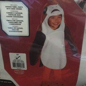 Star Wars Porg costume